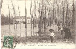 Dépt 45 - SAINT-PRYVÉ-SAINT-MESMIN - Bords Du Loiret - À Saint-Nicolas (Inondation) - Andere Gemeenten