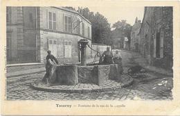 TAVERNY : LA FONTAINE - Taverny