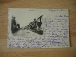 Cpa 21 1904 Rouvray Les Guinguettes - Frankrijk
