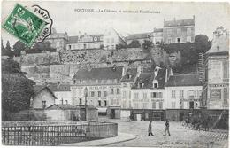 PONTOISE : LE CHATEAU - Pontoise