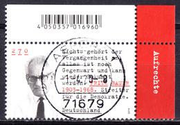 Bund - Neuheiten 2019  Mi. 3502 - Rundgestempelt - [7] République Fédérale