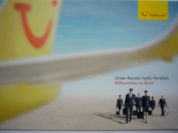 Avion / Airplane / TUIfly / Boeing B737 Max 8 / Airline Issue - 1946-....: Ere Moderne