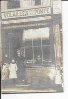 Commerce - A Identifier - Photo Sur Carton - Renders-Leruth - Volailles Pour La Ponte - Format: 14/10cm. - Magasins