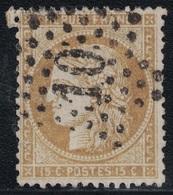CERES - N°59 -  ETOILE 10 -  DE PARIS. - 1849-1876: Période Classique