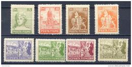 FIUME 1919 -POSTA FIUME  S.19 MNH** - Fiume