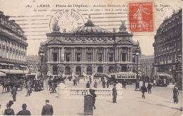 CPA - Paris (75) - Place De L'Opéra - Places, Squares