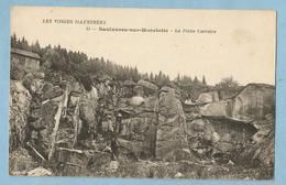 TH0648  CPA  SAULXURES-sur-MOSELOTTE (Vosges) La Petite Carrière  +++++++ - Saulxures Sur Moselotte