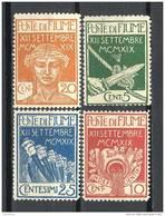 FIUME 1920 -INGRESSO DEI LEGIONARI S.18 MNH** - Fiume