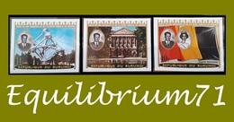 PA182a/184a** - Visite Du Couple Royal / Bezoek Koningspaar - BURUNDI - Burundi