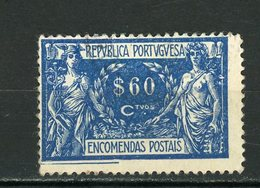 PORTUGAL - COLIS POSTAUX - N° Yvert 8 Obli. - Colis Postaux