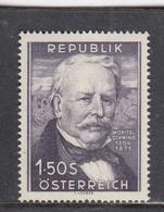 Austria 1954 - Moritz Von Schwind, Maler, Mi-Nr. 996, MNH** - 1945-60 Unused Stamps