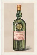 Etablissements De La Petite Chartreuse Carte De Visite - Publicités