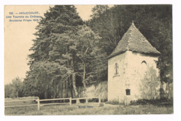 Houecourt - Une Tourelle Du Château - Ancienne Prison 1618 - Mourot - 132 - Écrite 1918 - Correspondance Militaire ? - Other Municipalities