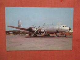 McDouglas  DC 7CF  Trans Air Link  At Port Au Prince Haiti   Ref 3976 - 1946-....: Moderne