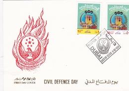 CIVIL DEFENCE DAY  DUBAI - Dubai