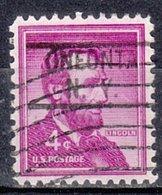 USA Precancel Vorausentwertung Preo, Locals New York, Oneonta 819 - United States