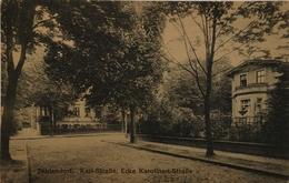 Berlin - Zehlendorf // Karl Strasse Eck Karlolinen Strasse 1927 Selten - Zehlendorf