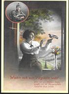 Pret à Poster 1914-1918 Lettre Au Papa - Postal Stamped Stationery