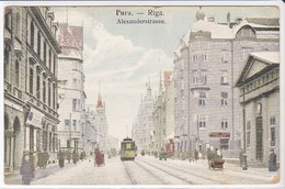 CPA Old Pc Lettonie  Riga 1912 - Lettonie