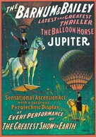 CIRQUE / AFFICHE ANCIENNE THE BARNUM & BAILEY - CPM - Circus