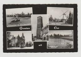 Witte Molen Kerkstraat Groeten Uit Oss 1965 - Oss