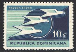 1936 Aéreo  Yvert  27  MH,  Aviones / Líneas Aéreas - Dominicaine (République)