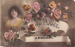 88-ARCHES- UNE PENSEE D'ARCHES - Arches