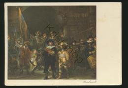 Amsterdam - Rembrandt-De Nachtwacht   [Z1-0.542 - Non Classés