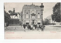 Den Haag - Paleisstraat - Tableaux Modernes - 1900 - Den Haag ('s-Gravenhage)