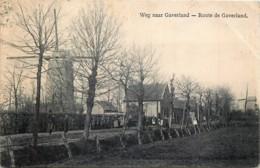 Belgique - Beveren-Waas - Weg Naar Gaverland  - Twee Molen - Etat ( Petit Pli à Droite En Haut ) - Beveren-Waas