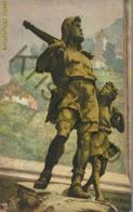 Telldenkmal In Altdorf  [Z01-3.170 - Svizzera