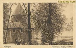 Nijmegen - Heidensche Kapel Valkhof [Z01-3.438 - Nijmegen