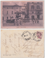 Velletri - Piazza Mazzini, 1927 - Velletri