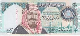 BILLETE CONMEMORATIVO DE ARABIA SAUDITA DE 20 RIYALS DEL AÑO 1999 SIN CIRCULAR - UNCIRCULATED  (BANKNOTE) - Arabie Saoudite
