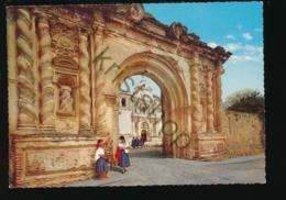 Guatemala - Ruinas E Iglesia De San Francisco [Z01-5.379 - Guatemala