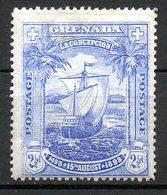 "GRENADE - (Colonie Britannique) - 1898 - N° 37 - (4è Centenaire De La Découverte De L'ile ""La Conception"") - Central America"