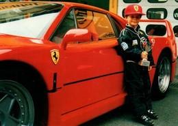CPSM - Carte Postale - Auto Ferrari - Turismo