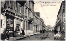 62 WIMEREUX - Rue Carnot - Grand Hotel Des Bains - Autres Communes