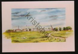 Zutphen - Naar Fons Lansman - Dubbele Kaart [Z01-6.441 - Netherlands