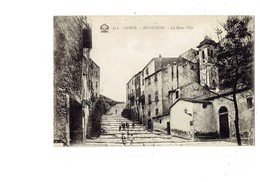 Cpa - 20 - BONIFACIO - Corse - La Basse Ville - N°415 Tomasi - - Altri Comuni
