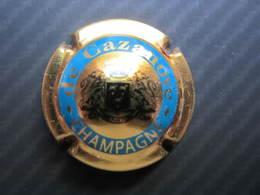 Capsule Champagne De Cazanove Contour Or Cercle Intérieur Or - De Cazanove
