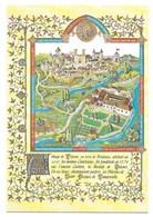 Sur Les Chemins De Saint-Jacques-de-Compostelle N° 61 L' Abbaye De Flaran à Valence Sur Baise Edition Orient Toulouse - Histoire