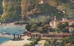 RIVA-TRENTO-LAGO DI GARDA-VEDUTA DALL'HOTEL=LIDO=-CARTOLINA NON VIAGGIATA-ANNO 1910-1920 - Trento
