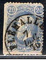 BELGIQUE 1582 // YVERT 31 // 1869-78 - 1869-1883 Leopoldo II