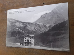 Cartolina Postale, Postcard 1927, Colle Sestrières, Monte Rognoso, Banchetta - Other Cities