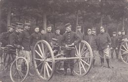 Photo De Militaires Bourg Léopold Camp De Beverlo - Leopoldsburg (Camp De Beverloo)