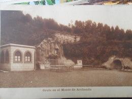 Monte Archanda Gruta Virgen Lourdes - Vizcaya (Bilbao)