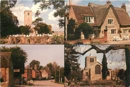 CPSM BEDFORDSHIRE - Villages - Clapham - Radwell - Milton Ernest - Thurleigh      L3040 - Angleterre