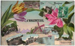95 Un Bonjour D'ARGENTEUIL - Argenteuil
