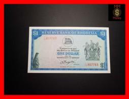 RHODESIA 1 Dollar 18.4.1978  P. 34 C  UNC- - Rhodesia